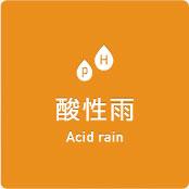 酸性雨 Acid rain